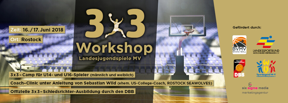 16.07.18: 3x3 Workshop